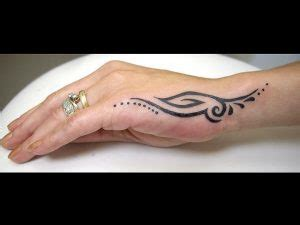 tattoo for side of hand hand tattoos for girls designs ideas and meaning