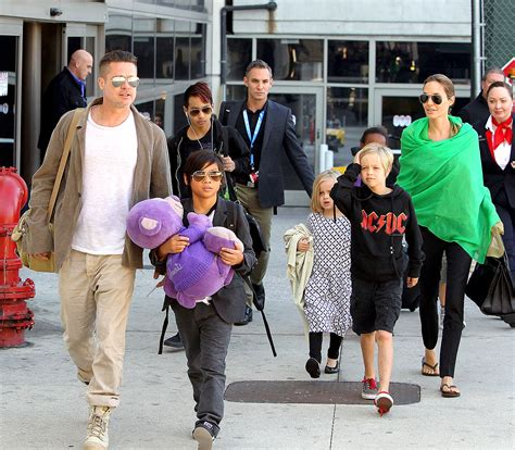 Brangelina Happily Welcomes Vivienne Marcheline by Brangelina A Wedding We Ve All Been Waiting For