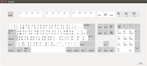 belgian keyboard layout how to change keyboard layout to belgian dutch or belgian