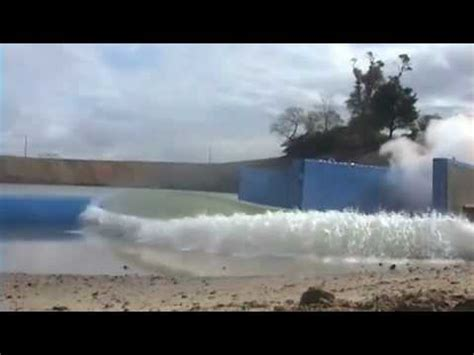 backyard wave pool backyard wave pool youtube