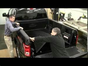 How To Remove Bed Liner by Ford Drop In Bedliner Installation 2015 F150