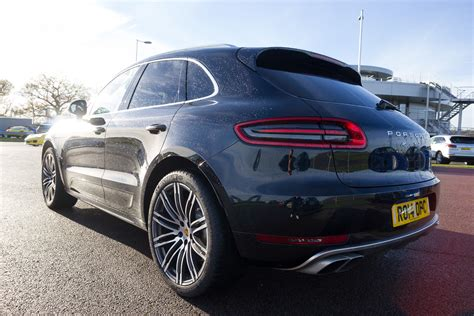 macan porsche turbo driven porsche macan turbo review