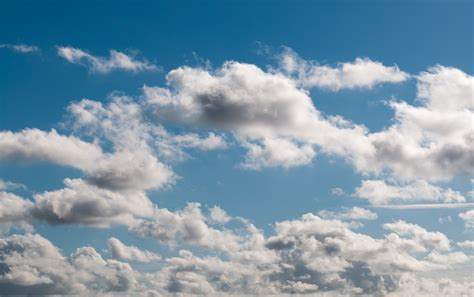 Sunshine Awning Small Cloudy Formations On A Clear Sky Pattern Pictures