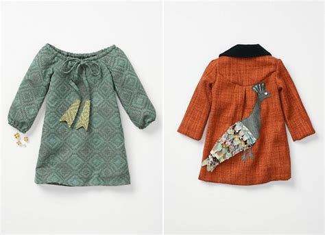 Handmade Childrens Clothing - handmade at anthropologie handmade