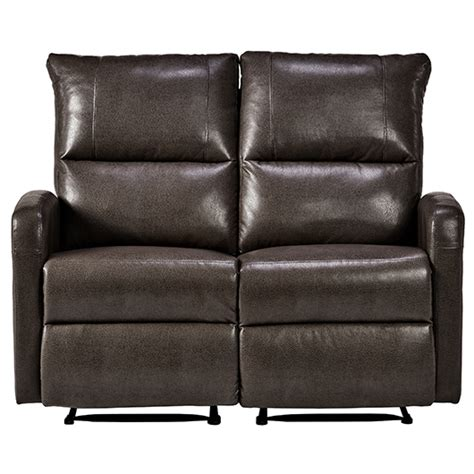 Housse Pour Causeuse Inclinable by Causeuse En Cuir Lamin 233 Inclinable Liquida Meubles