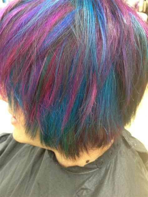 purple hair ninafashionlife find great deals on ebay for purple hair dye permanent and