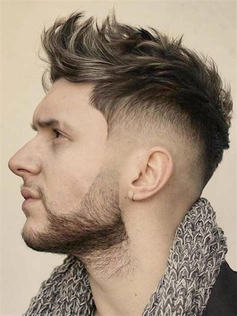 faux hawk fohawk hairstyles pictures gallery how to best 25 faux hawk hairstyles ideas on pinterest braided