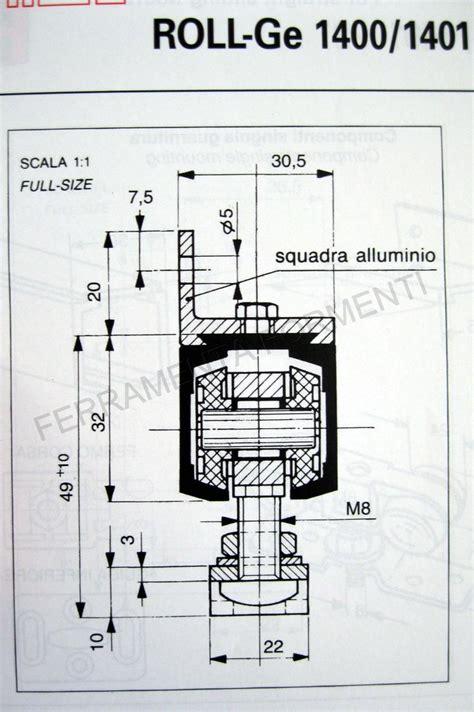 guide per porte scorrevoli in legno kit porta scorrevole in legno omge 1401 80 kg formenti store