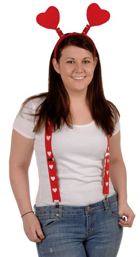 valentines day costume s day suspenders apple costumes sale