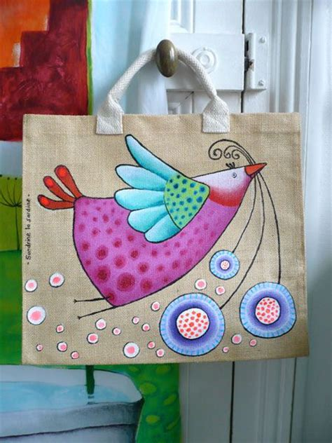 acrylic paint on canvas bag galerie country painting acrylics