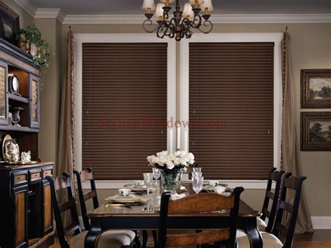 Dining Room Window Blinds by Dining Room Window Treatments Curtains Draperies Blinds
