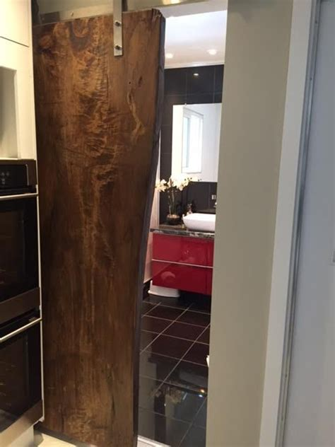 Live Edge Door Wood Slab Doors Barn Board Sliding Doors Barn Door Slab