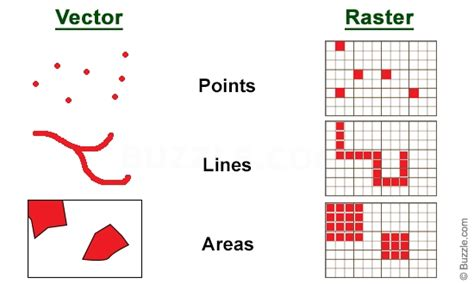 Vector Artwork Definition by Lesser Known Differences Between Raster And Vector Graphics