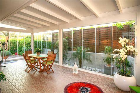 veranda chiusa veranda chiusa con vetrate panoramiche scorrevoli chirenti