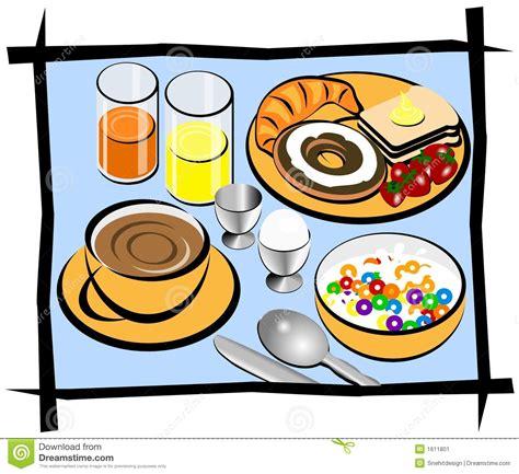 Breakfast Graphics Clip