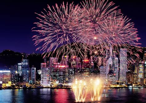 new year fireworks display hong kong 2015 hong kong new years fireworks 2018 nye show will be