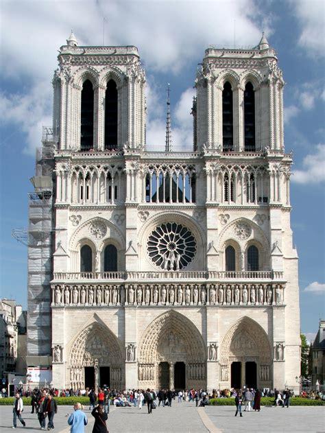 notre dame catedral de notre dame par 237 s megaconstrucciones