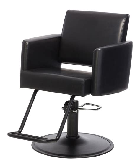 saloon chair onyx styling chair