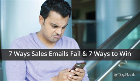 7 Ways To Win A 7 sales focused email marketing tips to create better
