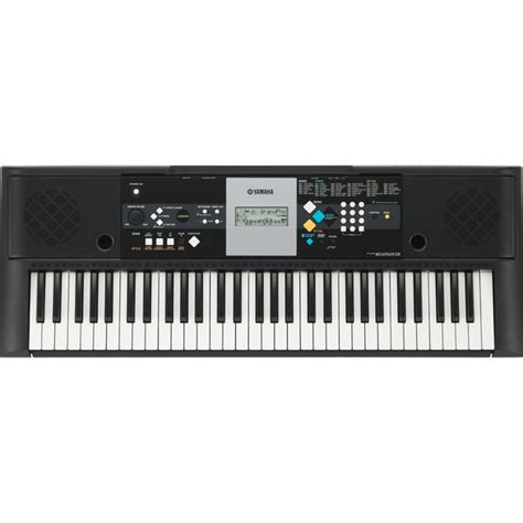 Keyboard Yamaha E223 disc yamaha psr e223 portable keyboard at gear4music