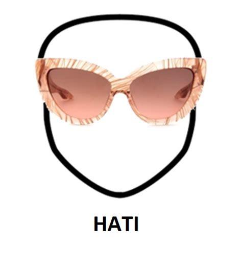 Kacamata Korea Bulat Oval Hitam Ca132 kaca mata dan bentuk wajah eh