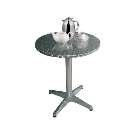 Grey Bistro Table Pub Shop Garden Furniture Bolero Bistro Table Grey