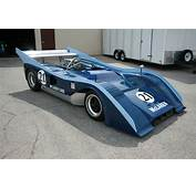 Can Am Cars  1972 McLaren M8F Reproduction