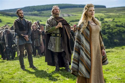 does ragnar get back with his first wife vikings season 3 3x02 stills vikings tv series