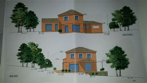 5 Car Garage Plans avis sur plans maison r 1 avec sous sol et garage 22