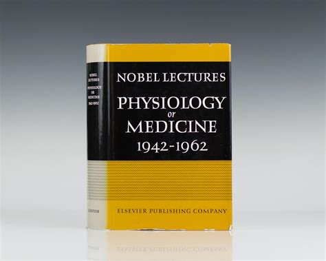 Nobel Prize In Physiology Or Medicine Also Search For Nobel Lectures Watson Francis Crick Edition Signed