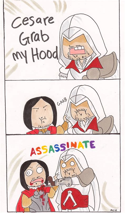 Ezio Memes - ezio meme breaker by incentefalconer on deviantart
