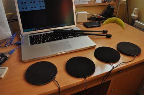 tutorial space drum midi arduino drums tutorial musicmonday 171 adafruit