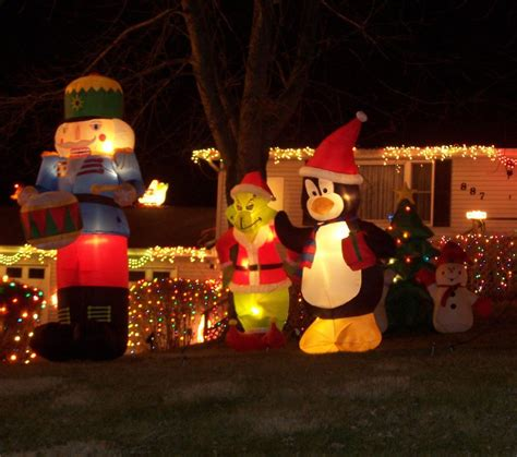 cheap inflatable christmas decorations photograph fun che