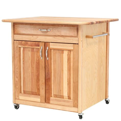catskill craftsmen kitchen island catskill craftsmen the big island 30 in kitchen island