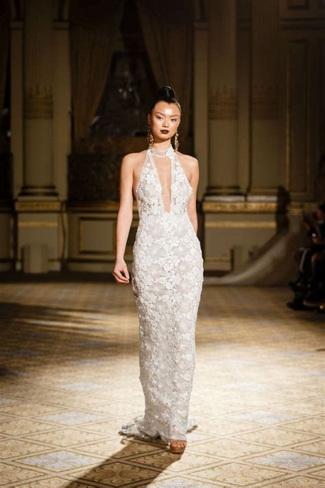 bridal fashion week bn bridal berta bridal fashion week spring 2018 bellanaija