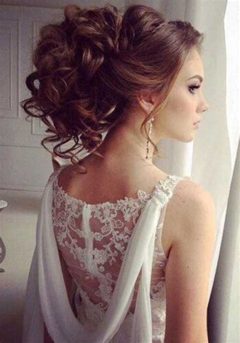 Prom Hairstyles For Curly Hair by 20 Prom Hair Ideas For Hair Hairstyles 2016 2017