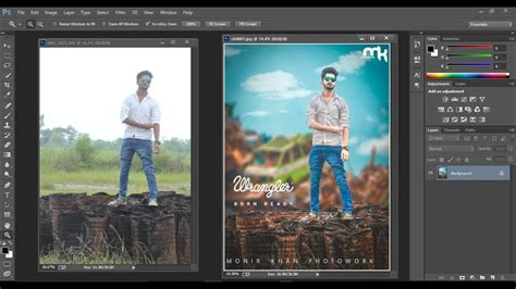 tutorial photoshop cc hdr photoshop tutorial how to change background hdr filter