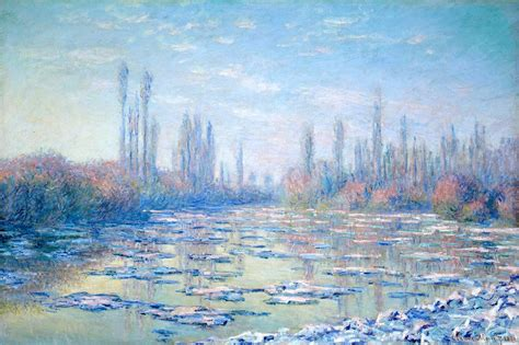 Make A Room by Monet And The Seine Impressions Of A River The Museum