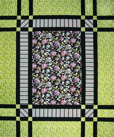 Prairie Quilt Patterns by Prairie Window Quilt Pattern Aw 01 Baby Crib