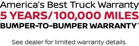 Best Truck Warranties by Courtesy Nissan New Nissan Dealership In Altoona Pa 16602