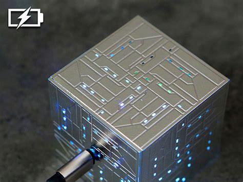 Power Bank Samsung Transformers transformers allspark aluminum power bank 8000mah