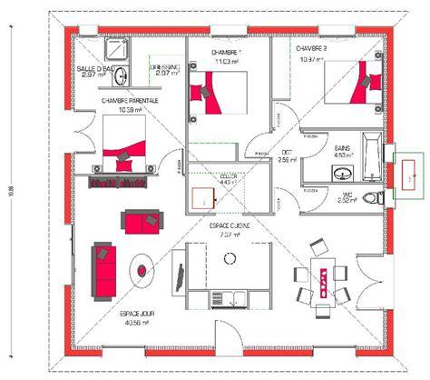 planos de casas pequenas pictures to pin on pinterest dise 241 o departamentos 4 dormitorios buscar con google