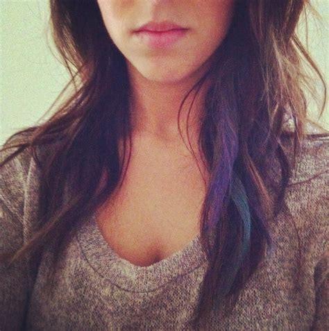 chalk hair color tutorial pastel hair chalking sorella salon spa