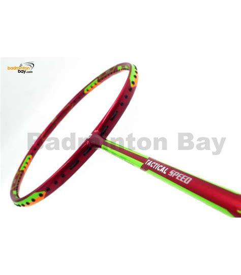 Raket Badminton Original Apacs Dual Power Speed apacs dual power speed tactical 4u badminton racket