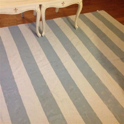 painted drop cloth rug drop cloth floor cloth rug painted in gorgeous chalk paints shown in picture is