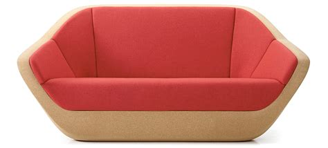 weight of a couch a lightweight cork sofa means you ll never hire a mover