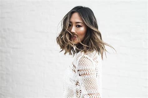 aimee song long bob highlights las 10 mejores blogueras de estados unidos