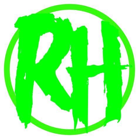 rh logo decal
