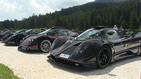 pagani hypercar rarest pagani hypercars form carbon fiber gallery in italy