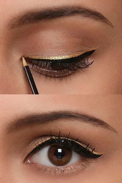 Makeover Liquid Eyeliner Black 20 amazing eyeliner tips tricks and looks to try now